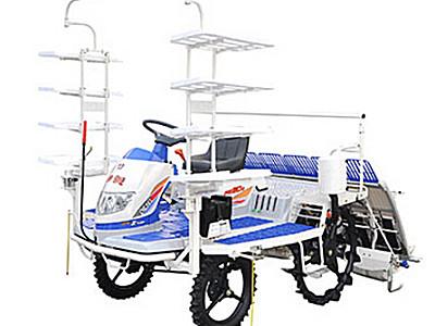 東風井關PZ60DT乘坐式水稻插秧機
