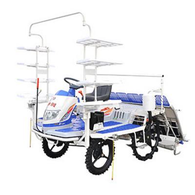 东风井关PZ60DT乘坐式水稻插秧机