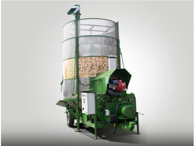 中联谷王DM150移动式谷物烘干机