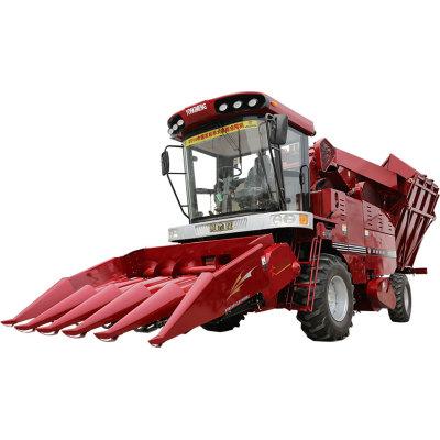 勇猛4YZ-5(550)自走式玉米收获机