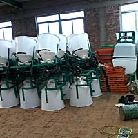 佳昊CDR400/CDR600撒肥机撒播机