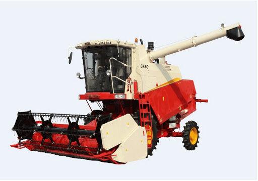 雷沃谷神GK80(4LZ-8)小麦联合收割机