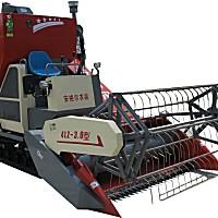 安格爾4LZ-3.0履帶式谷物聯合收割機