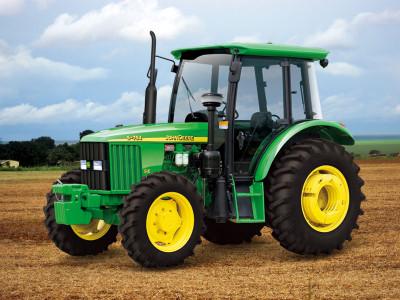 约翰迪尔5-754拖拉机