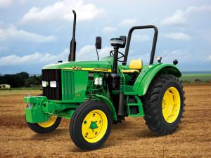 约翰迪尔5-850拖拉机