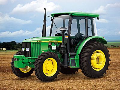 約翰迪爾5-854拖拉機