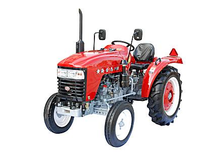 黄海金马250型轮式拖拉机