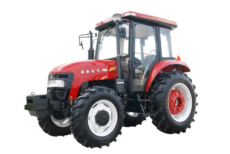 黄海金马904-1轮式拖拉机
