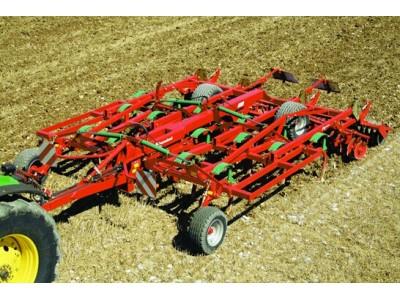 格兰CTC系列保护性耕作联合整地机