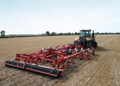 格兰CTS系列保护性耕作大型联合整地机