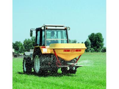 格蘭PS系列水稻田專用擺桿精量撒肥機