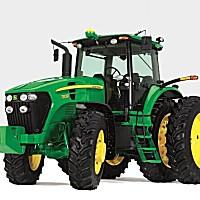 约翰迪尔JD7830轮式拖拉机