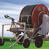 農哈哈JP75-400絞盤式噴灌機