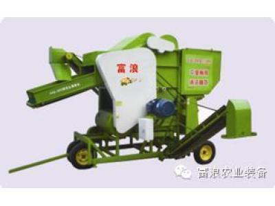 河南汉天威990型/1260型花生摘果机
