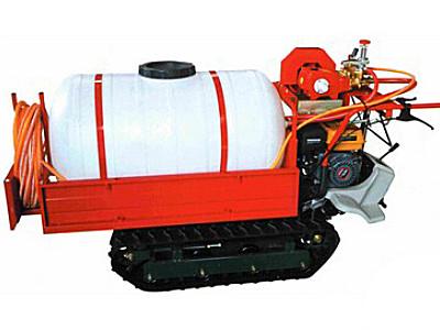 江苏筑水3WZ51自走式喷雾机