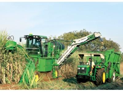 约翰迪尔CH330新型甘蔗收割机