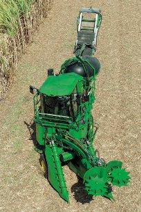 约翰迪尔(JohnDeere)CH330新型甘蔗收割机