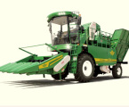 五征4YZP-4四行自走式玉米收割机