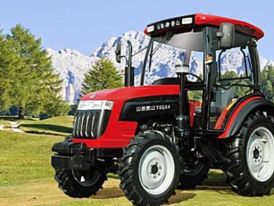 山拖泰山TS504拖拉机