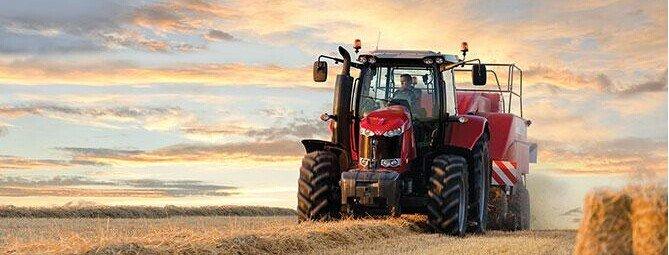 麦赛福格森MF7615拖拉机