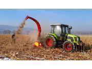 4Q-1.95A/2.35A型玉米秸秆打捆机