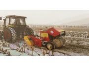 4Y-1.8B玉米秸稈打捆機