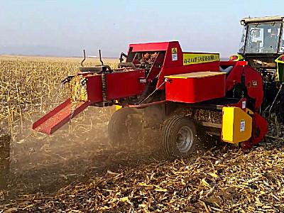 倍勒牌4Y-2.4A玉米秸秆打捆机(破碎型)