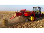 4Y-2.4A型玉米秸秆打捆机