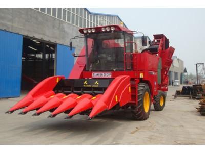 天人TR9988-5A玉米收割机