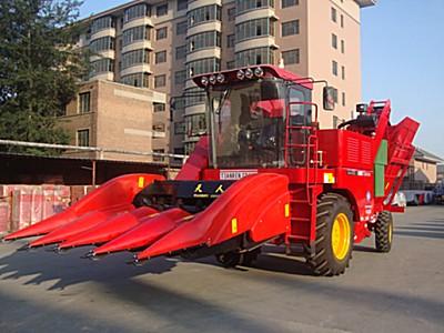 天人TR9988-4A玉米收割机