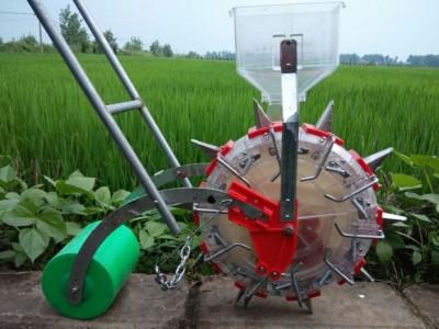 天津佳昊JH-14H手推式玉米播种器