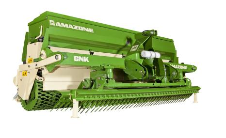 阿玛松(AMAZONE)GNK草坪养护机械