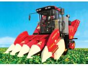 4YZ-4QZK玉米收获机
