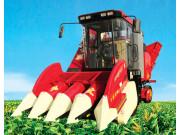 4YZ-4QZA玉米收获机