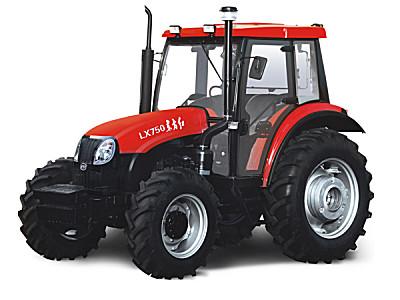 東方紅LX750拖拉機