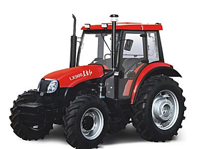 东方红LX900型轮式拖拉机