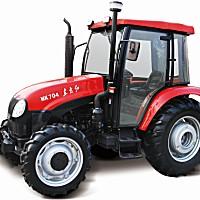 東方紅MK704輪式拖拉機