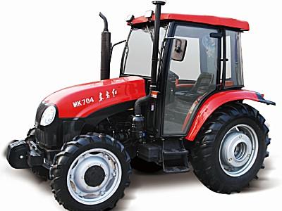 東方紅MK704拖拉機