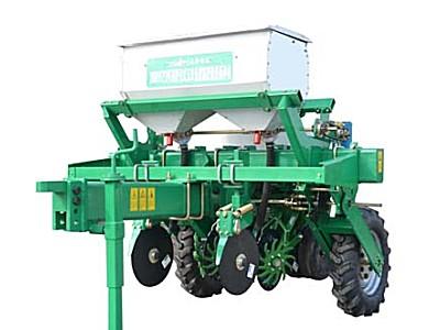 大华宝来2BMYFZQ-4牵引式玉米施肥播种机