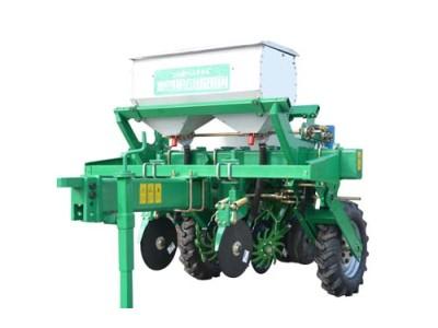 大华宝来2BMYFZQ-2A牵引式免耕指夹精量施肥播种机