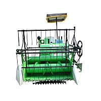 農家盼4LZ-1.0自走履帶式谷物聯合收割機