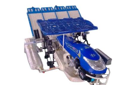章正2Z-455S手扶步进式水稻插秧机