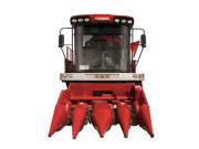 勇猛4YZ-4H(大垄双行)玉米收割机