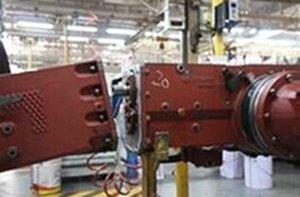 东方红LX954轮式拖拉机箱体