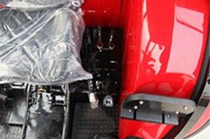 东方红LX954轮式拖拉机选装24+8爬行挡结构