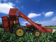 4YW-2B剥皮粮仓型玉米联合收割机