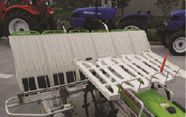 东华牌2ZX-430/630型步行式插秧机图片细节展示