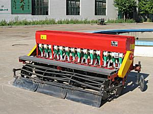 布谷2BFT-14施肥播种机