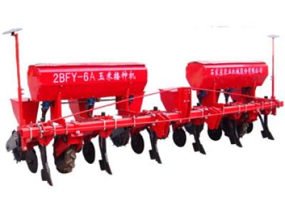 布谷2BFY-6A玉米免耕施肥播种机
