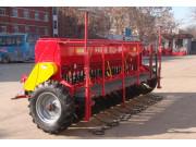 布谷2BFY-28施肥播種機